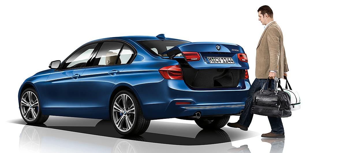 b57024d7b BMW Serie 3 Sedan : Comodidad y Seguridad